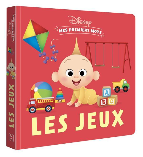 Disney Baby ; mes premiers mots ; les jeux