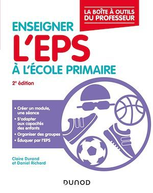 enseigner l'EPS à l'école primaire (2e édition)