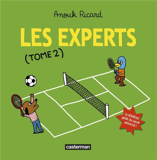 Les experts t.2