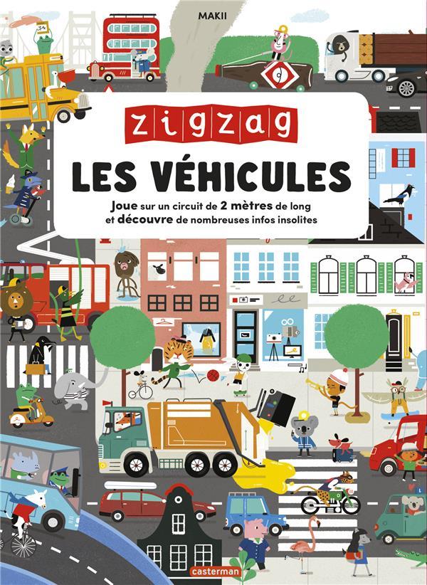 Zigzag - les vehicules