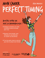 Vente EBooks : Mon cahier Perfect timing  - Cécile Neuville