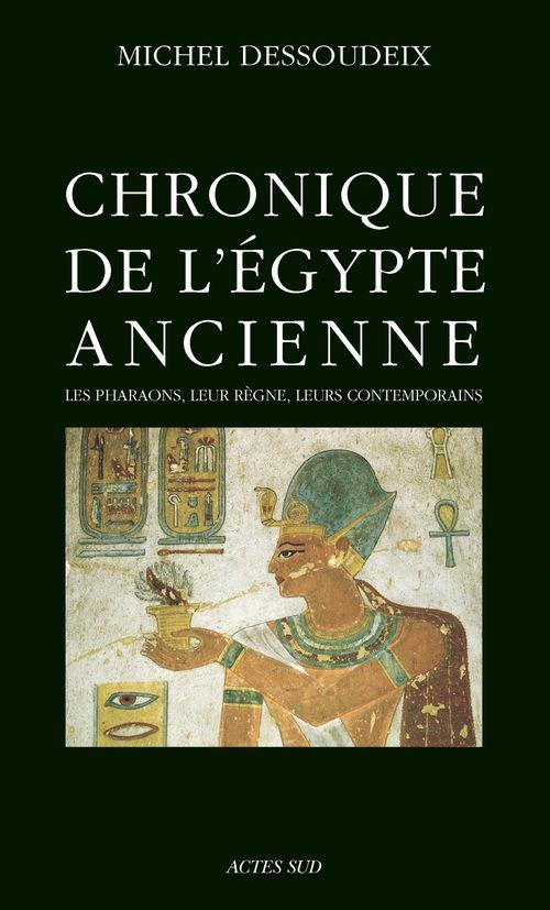 Chronique de l'Egypte ancienne