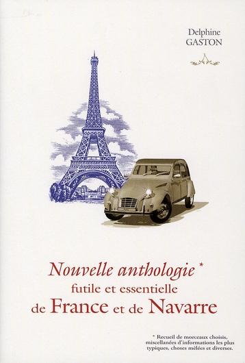 Nouvelle anthologie de France et de Navarre