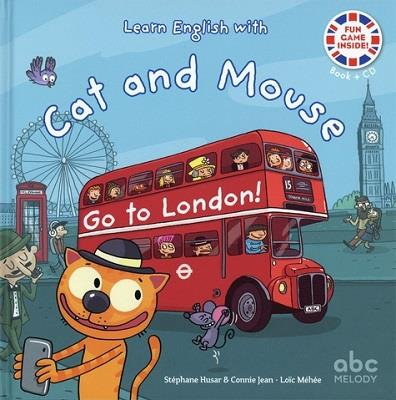 Learn english with cat and mouse ; go to London