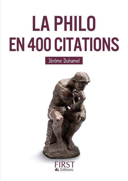 la philo en 400 citations