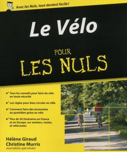 Le vélo Pour les Nuls
