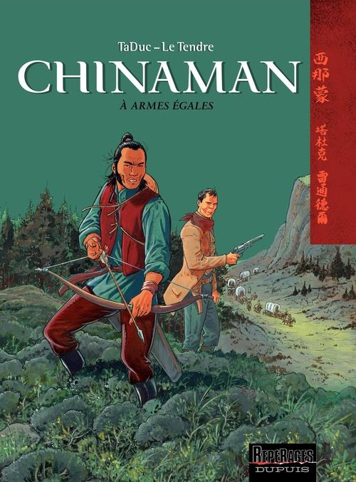 Chinaman t.2 ; à armes égales