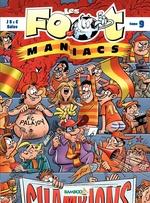 Vente Livre Numérique : Les Footmaniacs - Tome 9  - Jenfèvre - Olivier Sulpice - Christophe Cazenove
