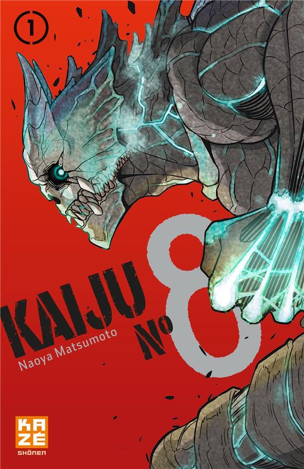 Kaiju n°8 t.1