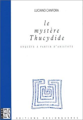Le mystère Thucydide