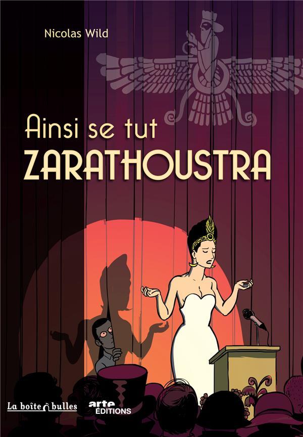 ainsi se tut Zarathoustra