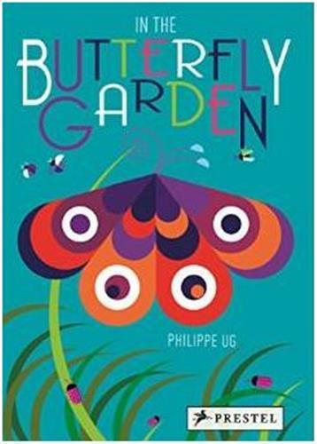 Philippe ug in the butterfly garden