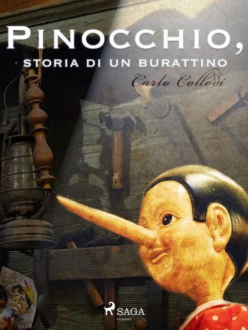 Pinocchio, storia di un burattino