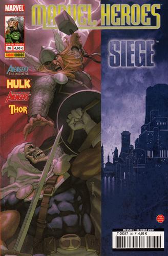 Marvel Heroes V2 T.36