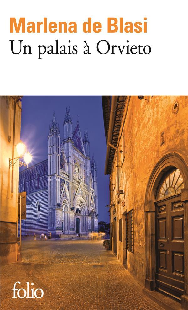 Un palais à Orvieto