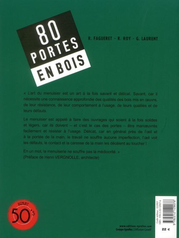80 portes en bois (4e édition)