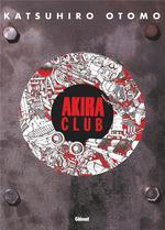 Couverture de Akira Club