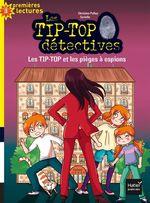 Vente Livre Numérique : Les TIP-TOP et les pièges à espions  - Christine Palluy