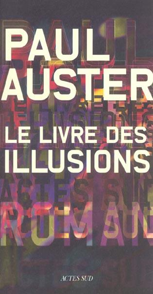 Le livre des illusions