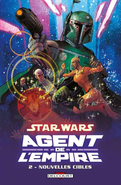Star Wars - Agent de l'Empire T02  - Davide Fabbri  - John Ostrander