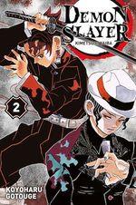 Vente Livre Numérique : Demon Slayer T02  - Koyoharu Gotouge