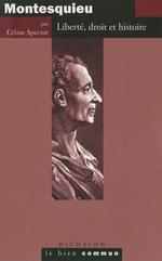 Vente Livre Numérique : Montesquieu  - Céline Spector