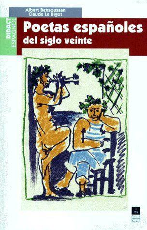 Poetas espanoles del siglo veinte