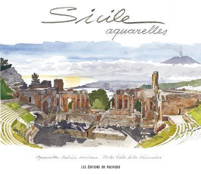 SICILE  -  AQUARELLES