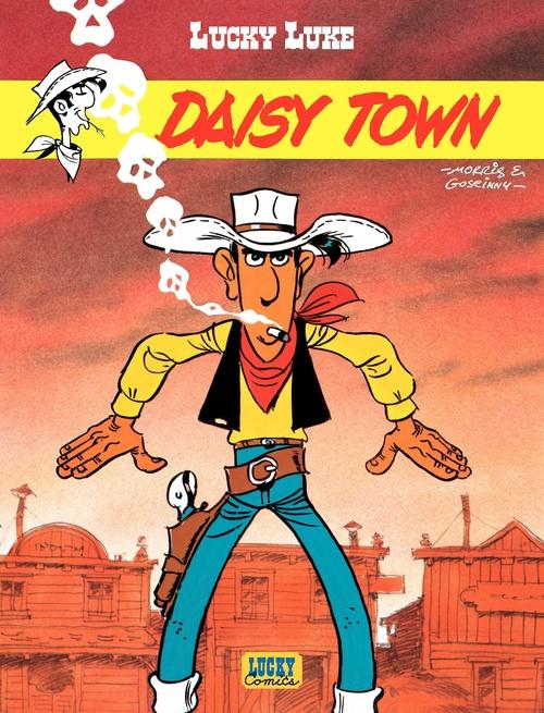 Lucky Luke T.21 ; Daisy town