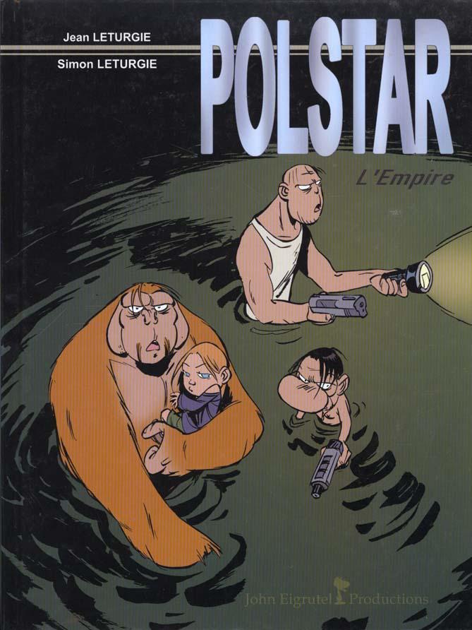 polstar t.3 ; l'empire
