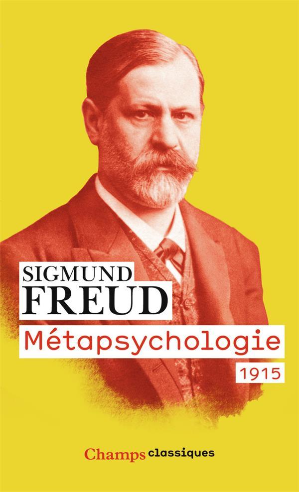 METAPSYCHOLOGIE 1915