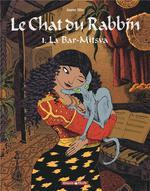 Couverture de Le Chat Du Rabbin - T01 - Le Chat Du Rabbin  - La Bar-Mitsva