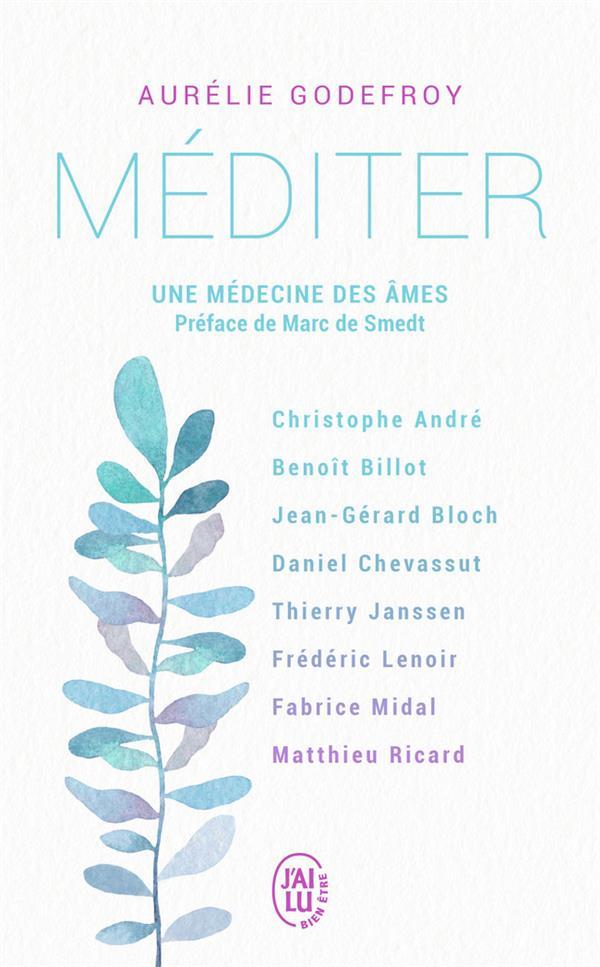 Méditer ; une medecine des âmes