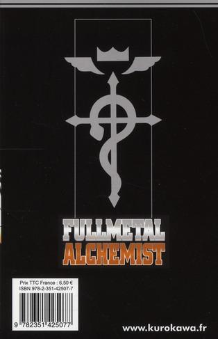 Fullmetal alchemist t.23