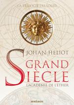 Vente Livre Numérique : L´Académie de l´éther  - Johan Heliot