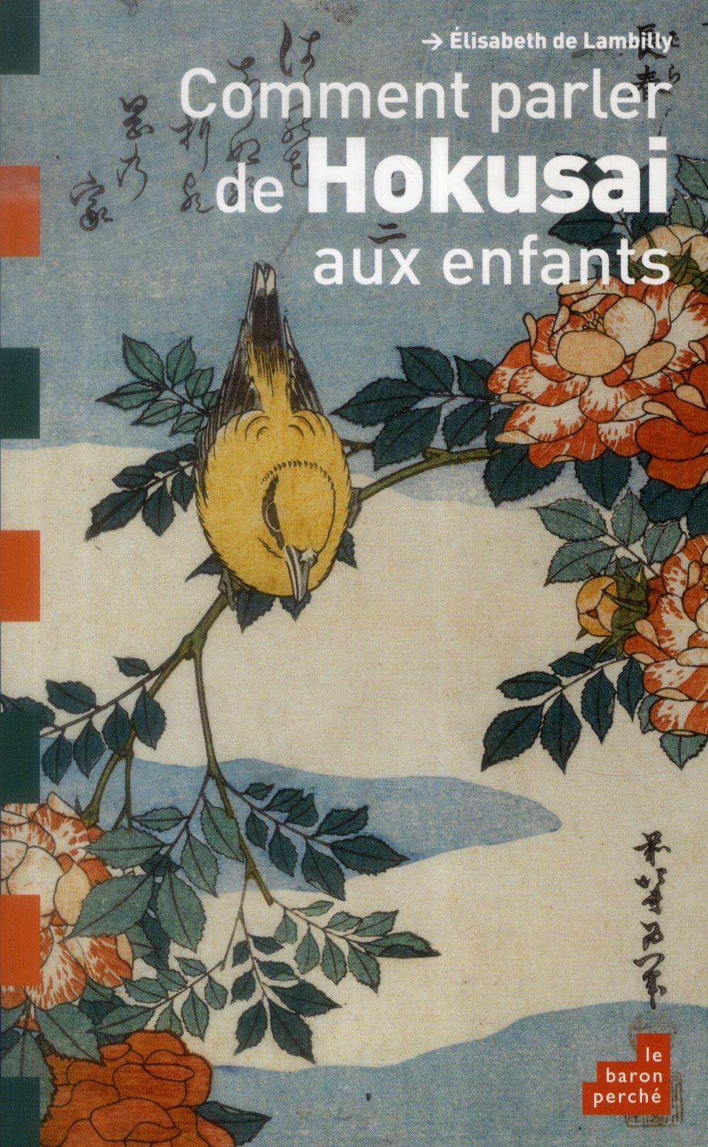 Comment parler d'Hokusai aux enfants