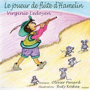 Vente AudioBook : Le joueur de flûte d'Hamelin  - Frères Grimm