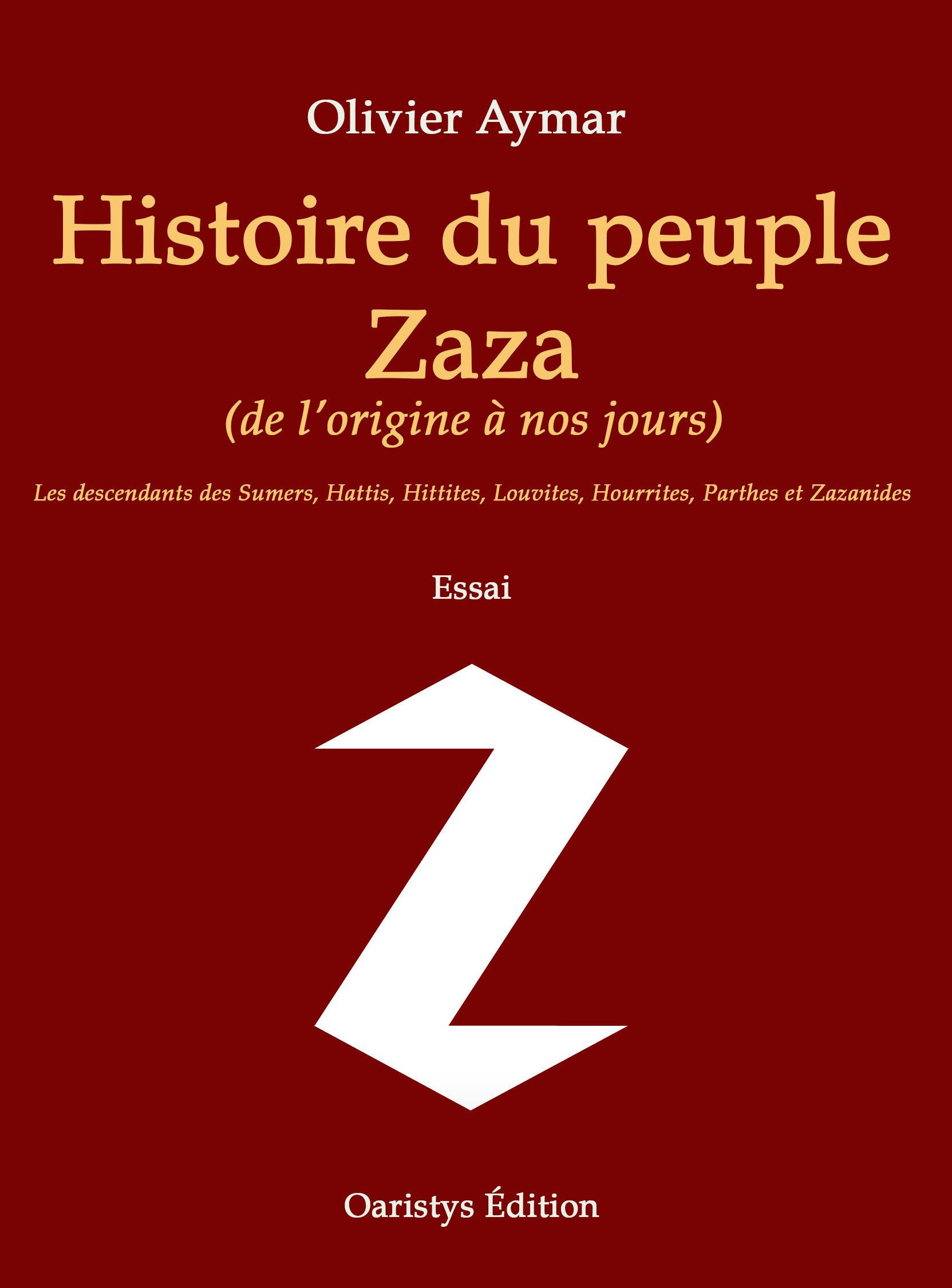 Histoire du peuple zaza - (de l origine a nos jours)