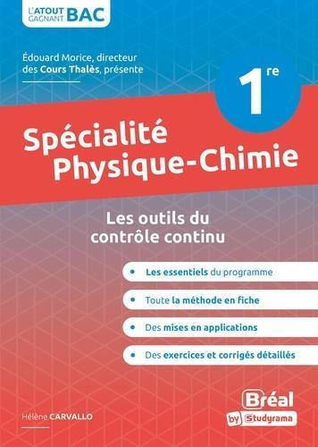 Spécialité physique-chimie ; 1re