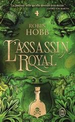 L'Assassin royal (Tome 4) - Le Poison de la vengeance  - Robin Hobb