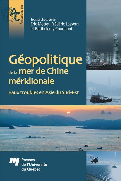 Geopolitique de la mer de chine meridionale