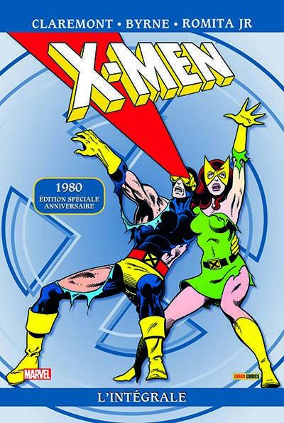 X-Men ; INTEGRALE VOL.4 ; 1980