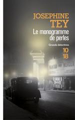 Le monogramme de perles  - Joséphine TEY