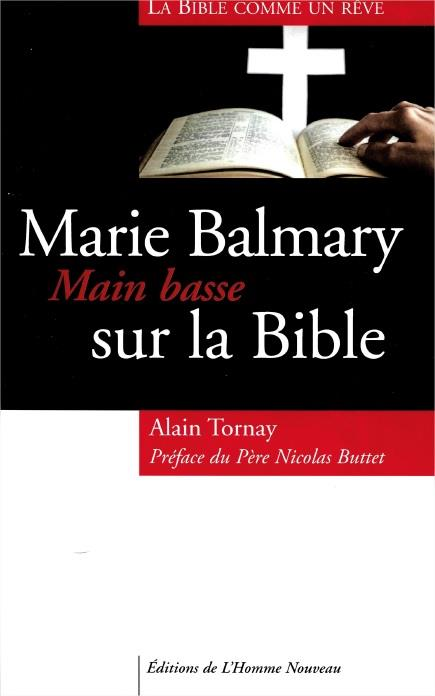 Marie Balmary, main basse sur la Bible ; la Bible comme un rêve