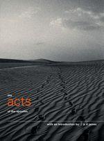 Vente Livre Numérique : The Acts of the Apostles  - P. D. James