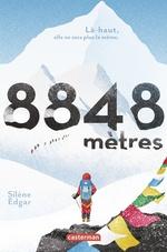 Vente EBooks : 8848 mètres  - Silène Edgar