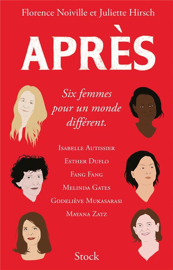 Après ; six femmes pour un monde différent