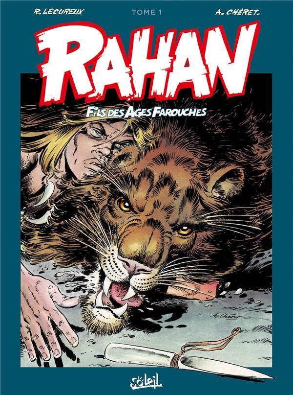 Rahan ; Intégrale vol.1