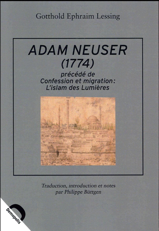 Adam Neuser (1724)