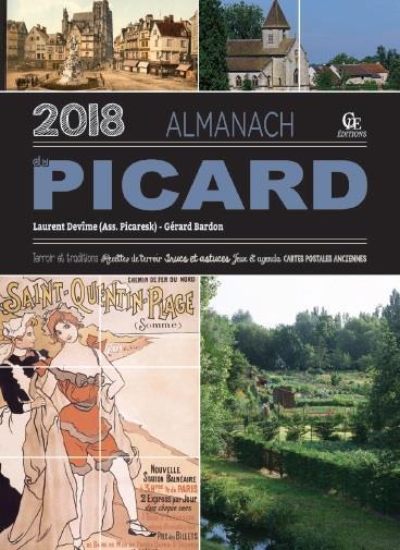 almanach du Picard (édition 2018)